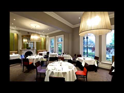 Interior & exterior painting of Jacques Reymond Restaurant