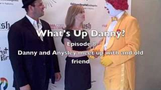 WhatsupDanny? Ep:8 Danny and Aynsley run into an old pal on the red carpet.