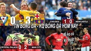 💥Tin bóng đá 20/10|KQ bóng đá Man City Bám đuổi Liver ,Chelsea chính thức vào top 4,Barca lên đỉnh