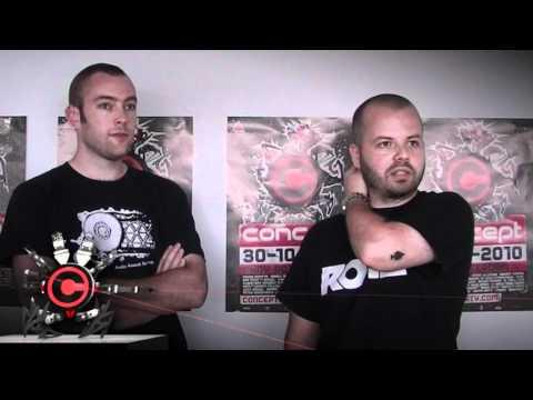 Concept 30 10 2010 - Interview met Bas Mooy en Radial