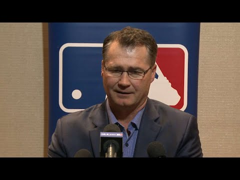 Scott Servais on Mariners' injury struggles in 2017