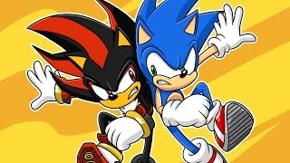 Sonic Adventure Battle (Funny Animation)