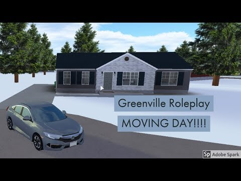 Greenville Roleplay #2 | MOVING DAY!!!!!