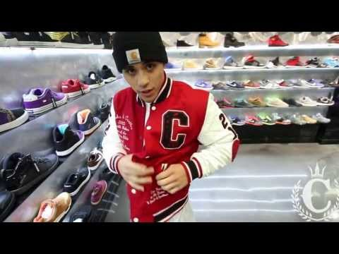 Crooks & Castles - Decadent Letterman Jacket (feat. Jordan @ Culture Kings Sydney)