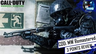 مراجعة Call of Duty Modern Warfare Remastered