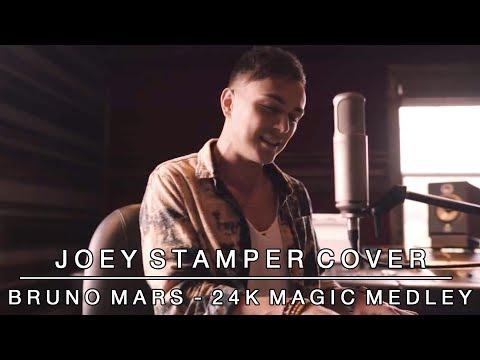 Bruno Mars 24K Magic Medley | Joey Stamper