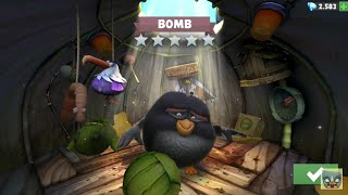 Angry Birds Evolution: Hatching 40 Premium Eggs During Bomb Event, 3rd Bomb