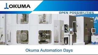 Automation Days 2020 - MA-600HII mit Turmspeicher