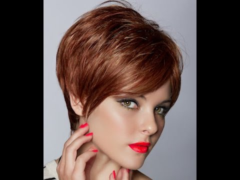 40 Bonus Short Red Hairstyles - YouTube