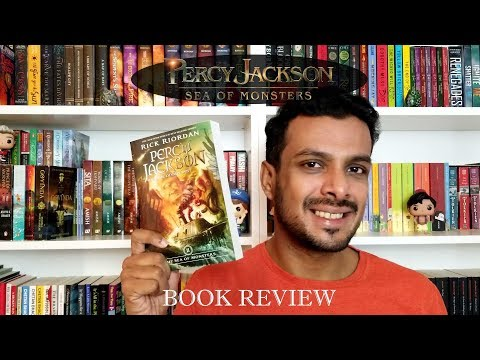 The Sea Of Monsters (Percy Jackson And The Olympians #2) By Rick Riordan Book Review