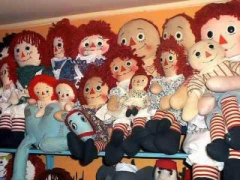 A Raggedy Ann & Andy collection