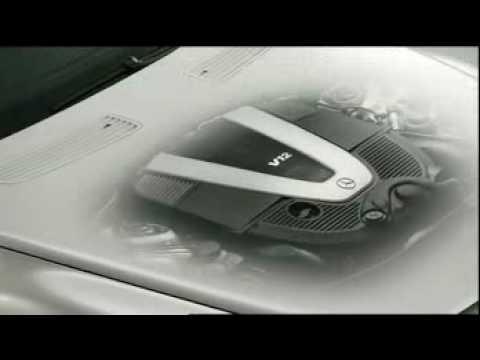 Motorweek Video of the 2007 Mercedes-Benz CL-Class