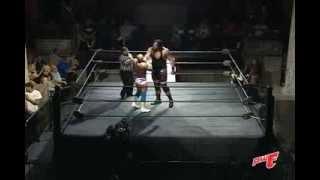 PWF: TITAN vs Tommy Taylor 8/22/09