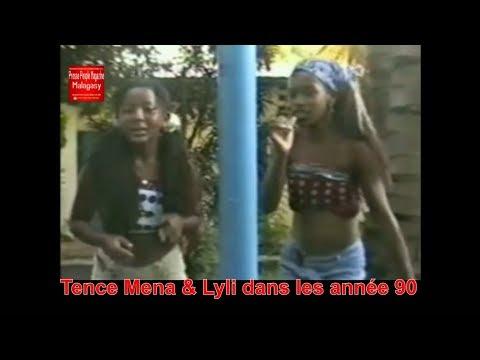 Tence Mena & Lyli dans les annéé 2000 (efa mpihira zareo t@ zany)