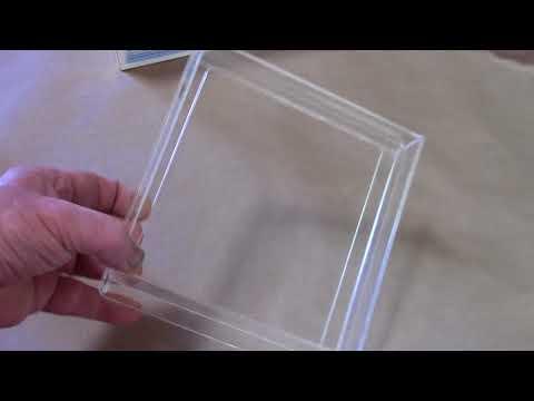 Make your own resin Vat for SLA 3D printer Tutorial   Moai SLA DLP printer DIY hack