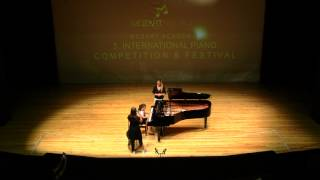 Mozart Academy 3. International Piano Fest. Video 4
