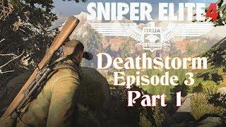 Sniper Elite 4 Deathstorm Obliteration DLC Part 1