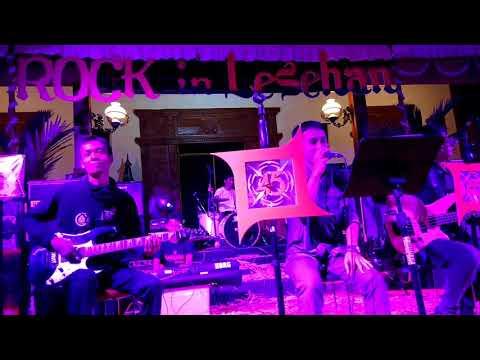 Sket - Tak Kan Kembali(cover), Harmonie@RockInLesehan, Majelis Sunan Gunung Jati, Sukoharjo.