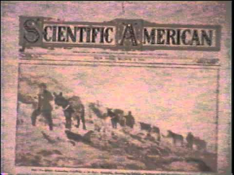 Jean Shepherd Radio Show - 1905 Scientific American Editorial