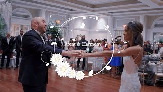 Harmony & Brent's Wedding Day | Lafayette, LA