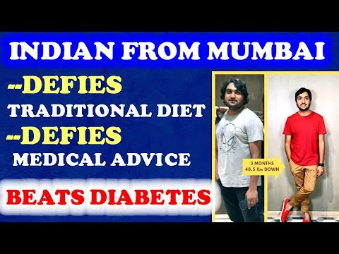 Indian Defies Traditional Diet, Beats Diabetes thumbnail