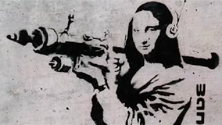 Banksy Moscow 30sec