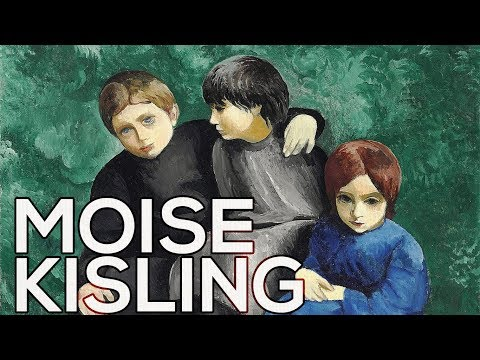 Moise Kisling: A collection of 292 works (HD)