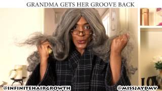 Download GRANDMA GETS HER GROOVE BACK MP3 song and Music Video