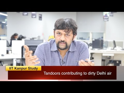 Tandoors Contributing To Delhi's Air Pollution: IIT Kanpur Study