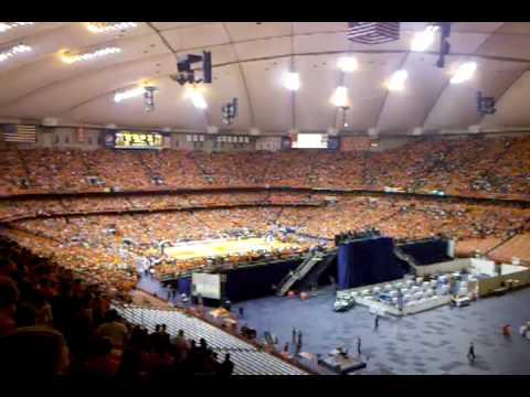 Nova game at Syracuse 2/27/10