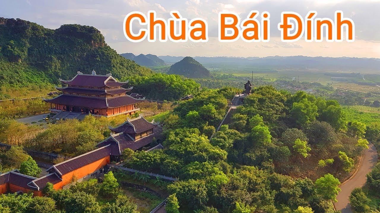"""""""Chùa Bái Đính"""" Gia Sinh, Gia Viễn, Ninh Bình – Thứ 4, 8 tháng 1, 2020 – Bái Đính Pagoda"""