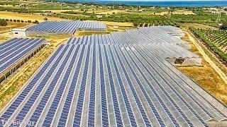 Ispezioni pannelli fotovoltaici con drone Tic Energy