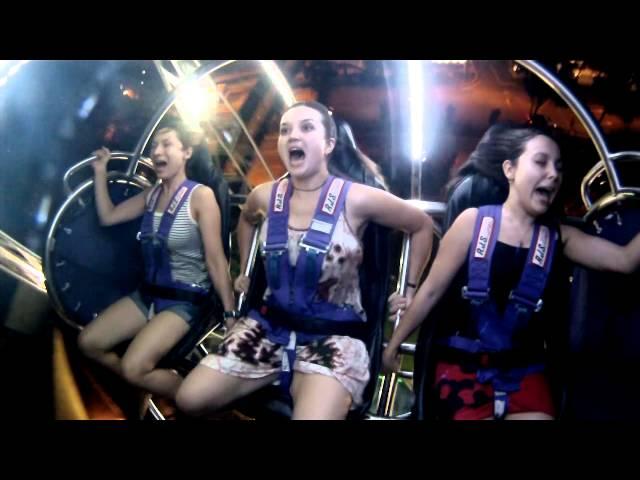 GMax Singapore Reverse Bungy December 2012