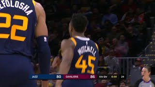 4th Quarter, One Box Video: Cleveland Cavaliers vs. Utah Jazz