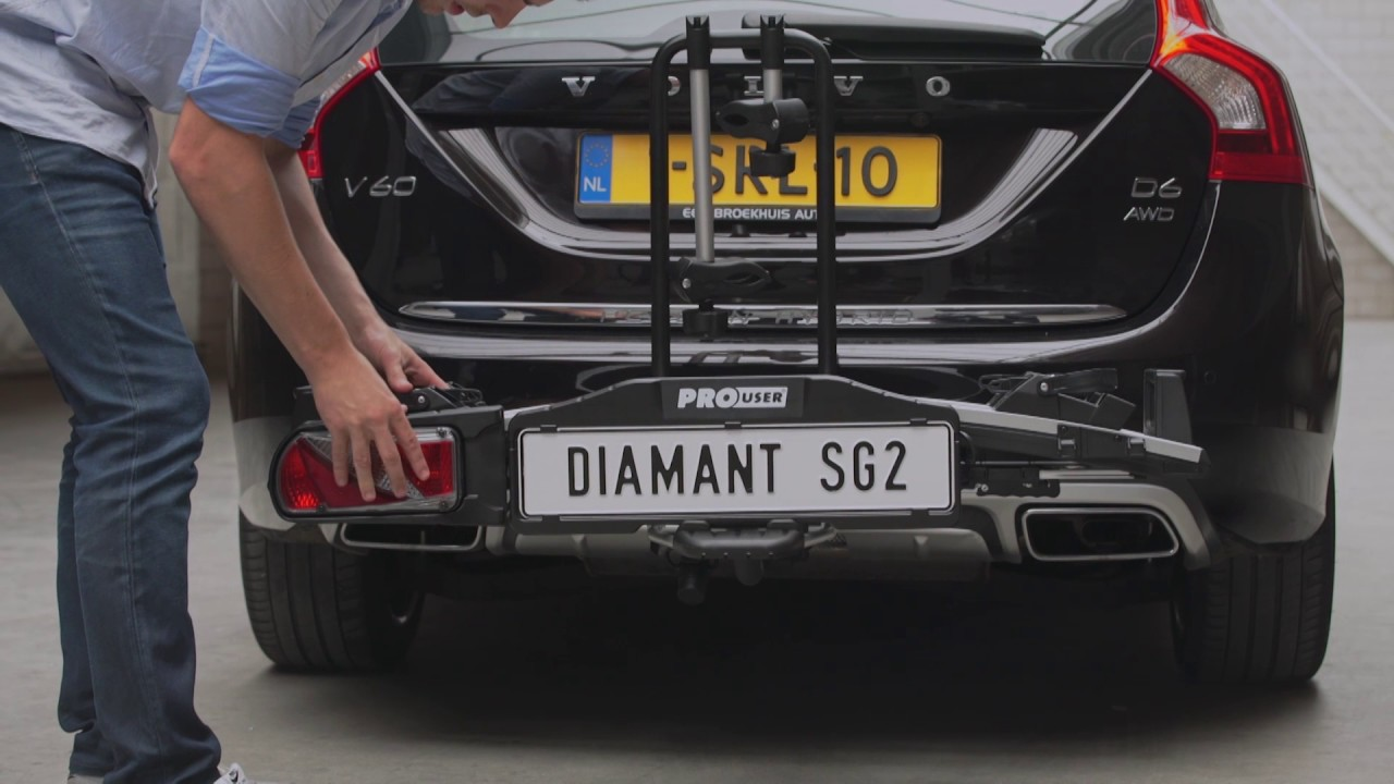 Pro User Pro User Diamant Sg2 Sg3 Bike Carrier En