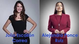 La ley del corazón (RCN, 2016) VS Por amar sin ley (Televisa, 2018)