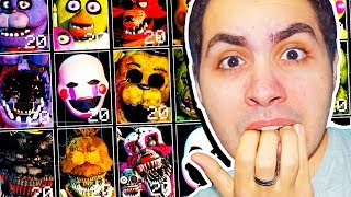AFFRONTIAMO LA NOTTE IMPOSSIBILE! - FNAF Ultimate Custom Night