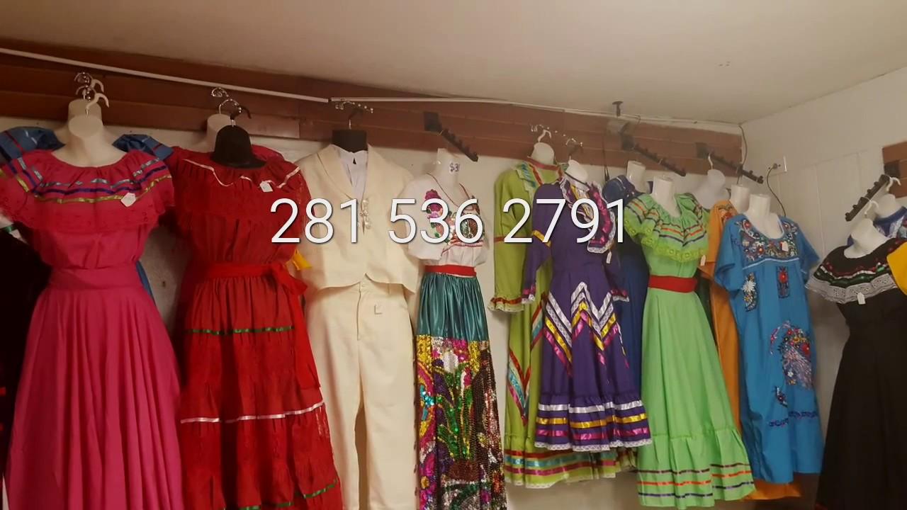 321e67ec0 TRAJES FOLKLORICOS MEXICANOS - YouTube