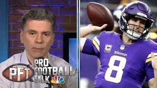 Kirk Cousins wants to get Minnesota Vikings, himself to next level | Pro Football Talk | NBC Sports