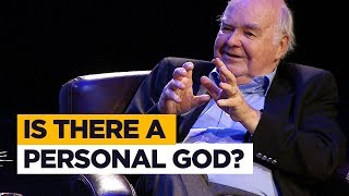 Is there a personal God? John Lennox and Dave Rubin
