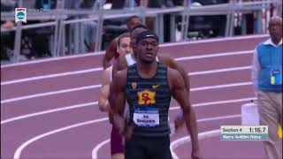 USC 4x400 Men's World Best - 2018 NCAA Indoor 4x400m Final
