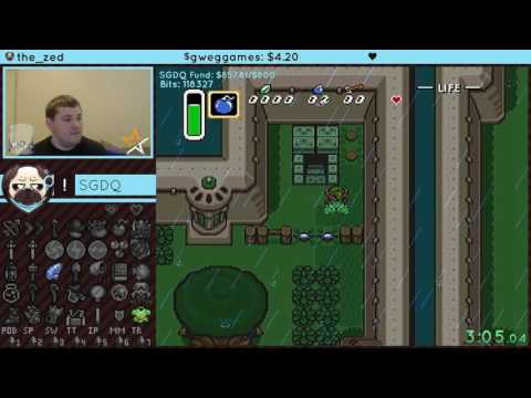 A Link to the Past - ChristosOwen Kaizomizer in 6:14:36