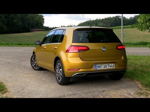 2018 VW Golf 7 1.0 TSI (110 HP) TEST DRIVE