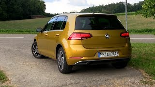 2018 VW Golf 7 1.0 TSI (110 HP) TEST DRIVE