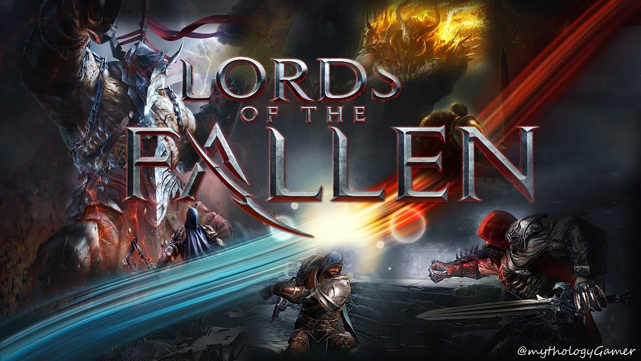 Lords Of The Fallen Save Game Complete
