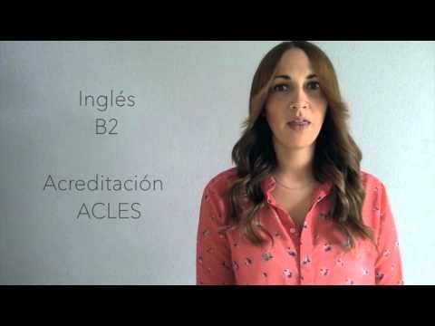 Videocurrículum Paula Marcelo