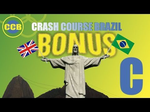 Bonus vocabulary : English words you can use in Brazil; letter C