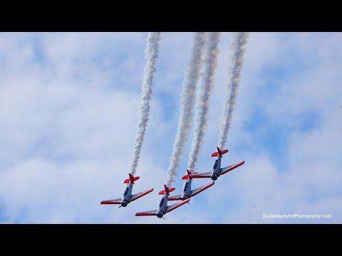 Stuart Florida Air Show 2015 Highlights
