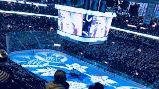 My Trip to Toronto!!! - Bruins vs Maple Leafs Game 3 - Stanley Cup Playoffs 2018- Bruins Fan Review