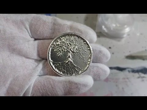 Hello again Silver Stackers. In this video I show my Tree of life trade with Mr Zeke.
